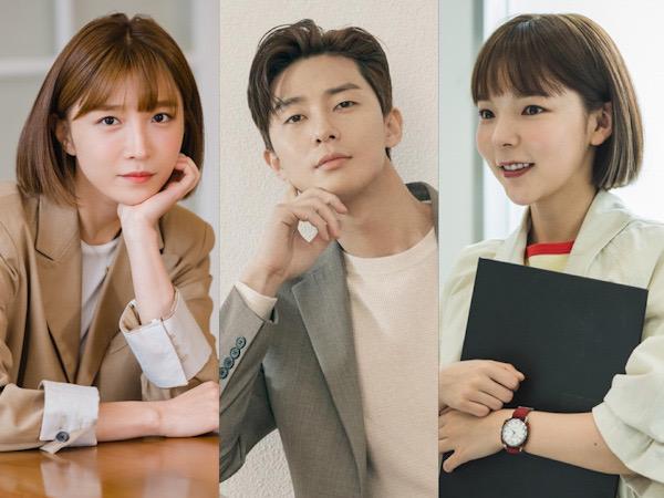 Park Jin Joo dan Lee Cho Hee Cerita Momen Kuliah Bareng Park Seo Joon, Sampai Main ke Rumah