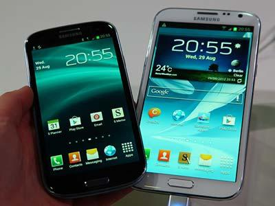 Samsung Luncurkan Galaxy Note III Tahun Depan?