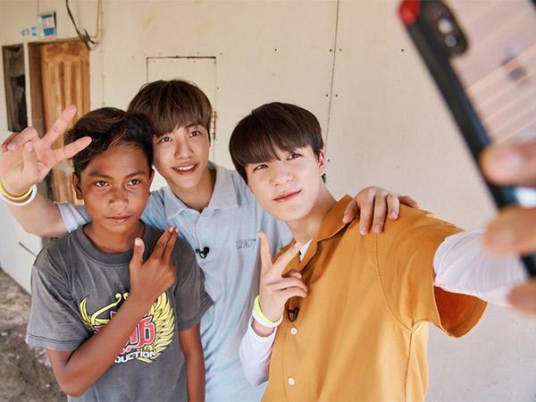 Jadi Pemulung Sampah Hingga Mencuci Baju, Inilah Kegiatan Jeno dan Jaemin NCT di Indonesia
