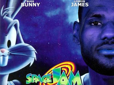 LeBron James Gantikan Michael Jordan di Space Jam 2?