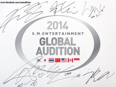 'Global Audition' SM Entertainment  Hari Ke-4 di Jakarta Batal Digelar?