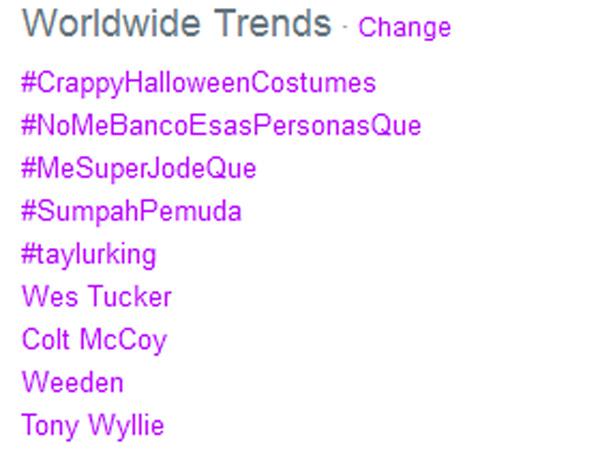 Wow, Hari Sumpah Pemuda Jadi 'Trending Topic' Dunia!
