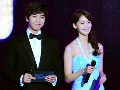 Wow! Lee Seung Gi Pacaran dengan YoonA SNSD?