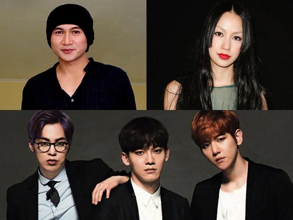 Selain EXO CBX, Lagu Anji 'Kekasih Terhebat' Juga Mirip Lagu Milik Penyanyi Asal Jepang