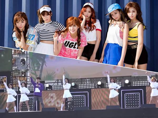 Gantikan Posisi Eunji Saat Latihan, Manajer A-Pink Bikin Heboh Netizen
