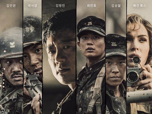 Minho SHINee, Megan Fox, Hingga Lee Jae Wook Jadi Pahlawan Terlupakan di Film 'Battle of Jangsari'