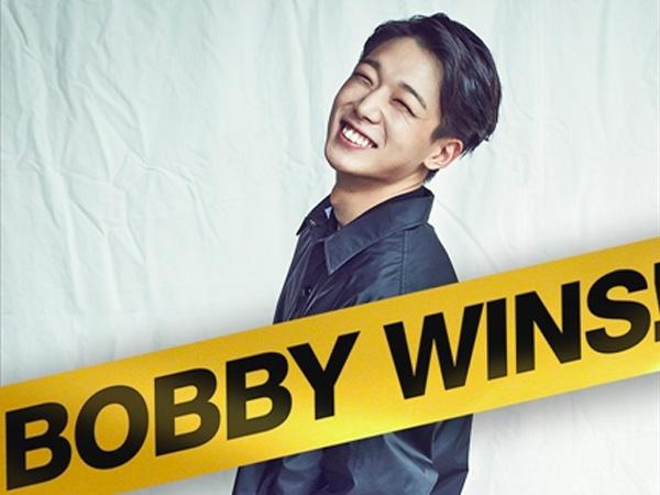 YG Entertainment Beri Ucapan Selamat Atas Kemenangan Bobby di 'Show Me The Money 3'