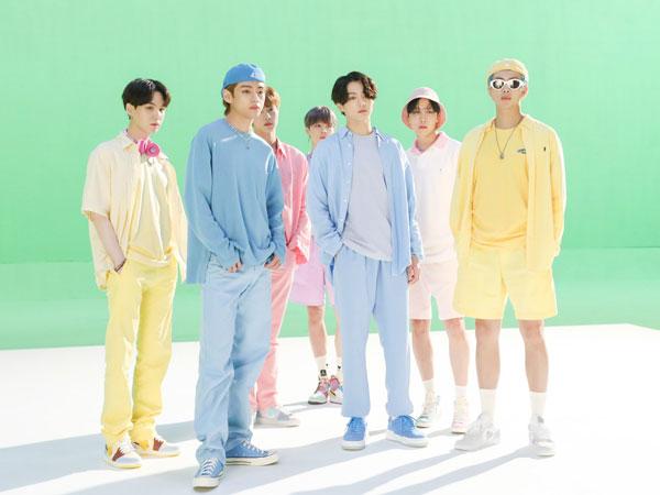 Outfit BTS di MV 'Dynamite' Dilelang untuk Bantu Pekerja Musik Terdampak COVID-19