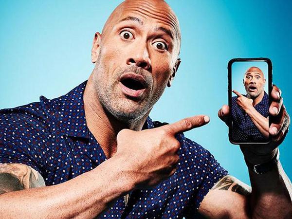 Dwayne Johnson Jadi Aktor Termahal Dunia Dua Tahun Berturut
