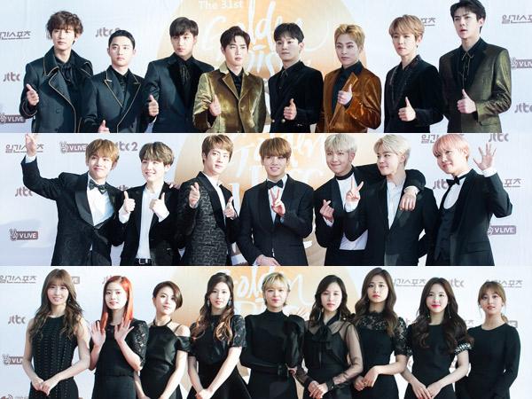 Rehat Sejenak dari Aktivitas, Ini yang Akan Dilakukan EXO, BTS, dan TWICE Saat Tahun Baru Lunar