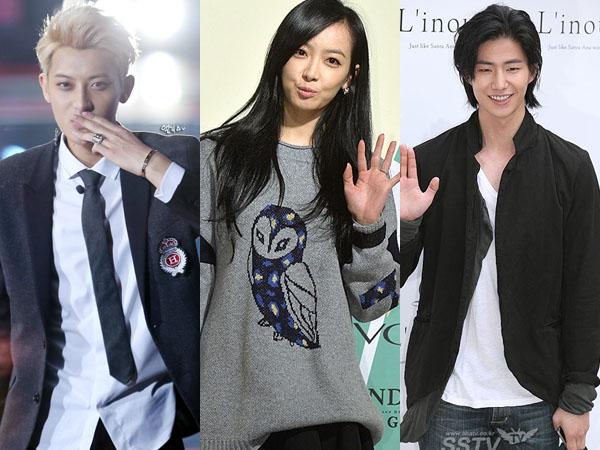 Victoria f(x), Tao EXO, dan Song Jae Rim Akan Bintangi Video Musik Zhang Li Yin