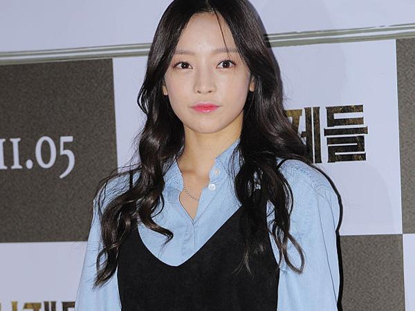 Fokus Nyanyi dan Akting, Hara eks KARA Resmi Satu Agensi dengan Kim Soo Hyun!