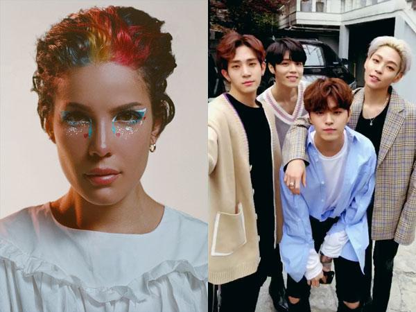 The Rose Akan Tampil Jadi Tamu Spesial di Konser Halsey di Seoul