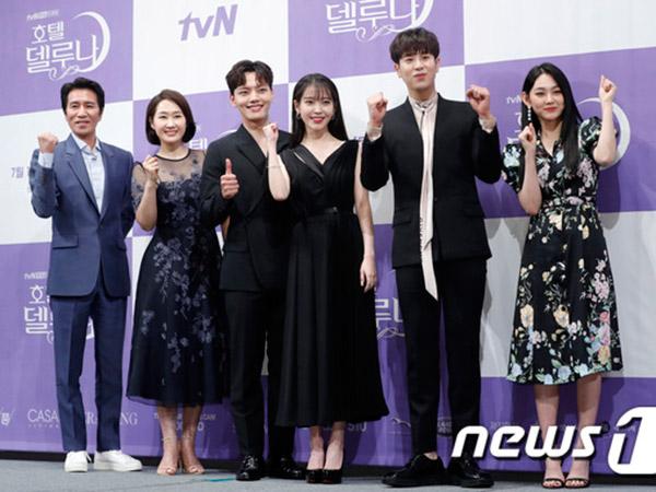 Sukses Besar, Seluruh Pemain Drama 'Hotel del Luna' Dapat Hadiah Liburan