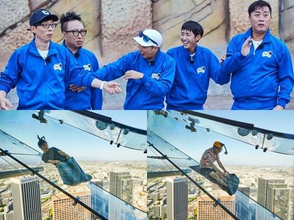 Syuting di Amerika, Member 'Infinity Challenge' Coba Mainan 'Terseram' di Dunia!