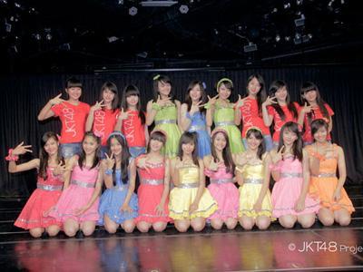 Akhirnya Tim KIII JKT48 Terbentuk!