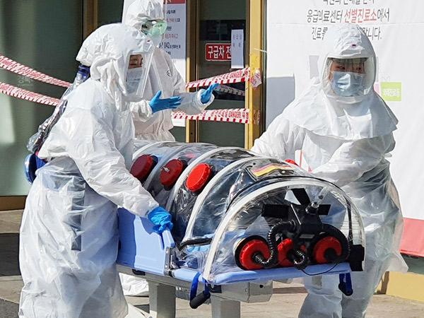 Pasien Kritis Meningkat, Korea Selatan Krisis Tempat Tidur Rumah Sakit