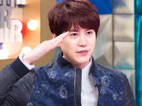 Waktu Wajib Militer Semakin Dekat, Ini Ungkapan Kyuhyun Super Junior