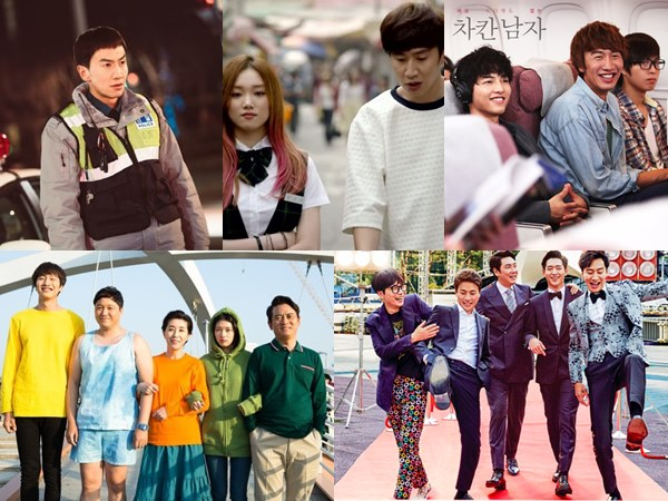 5 Drama Korea Dibintangi Lee Kwang Soo, Bukti Layak Disebut Aktor