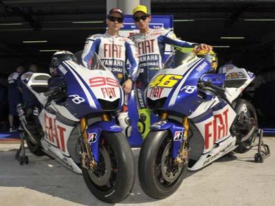 Lorenzo dan Rossi Kembali Kunjungi Jakarta