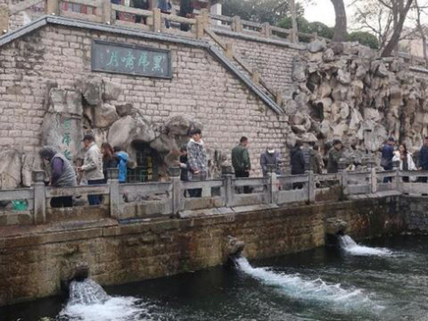 Yuk Tengok Mata Air Terbersih Sedunia yang ada di China!