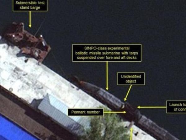 Foto Satelit Ini Disebut Jadi Indikasi Korea Utara Siap Perang Dunia Ketiga