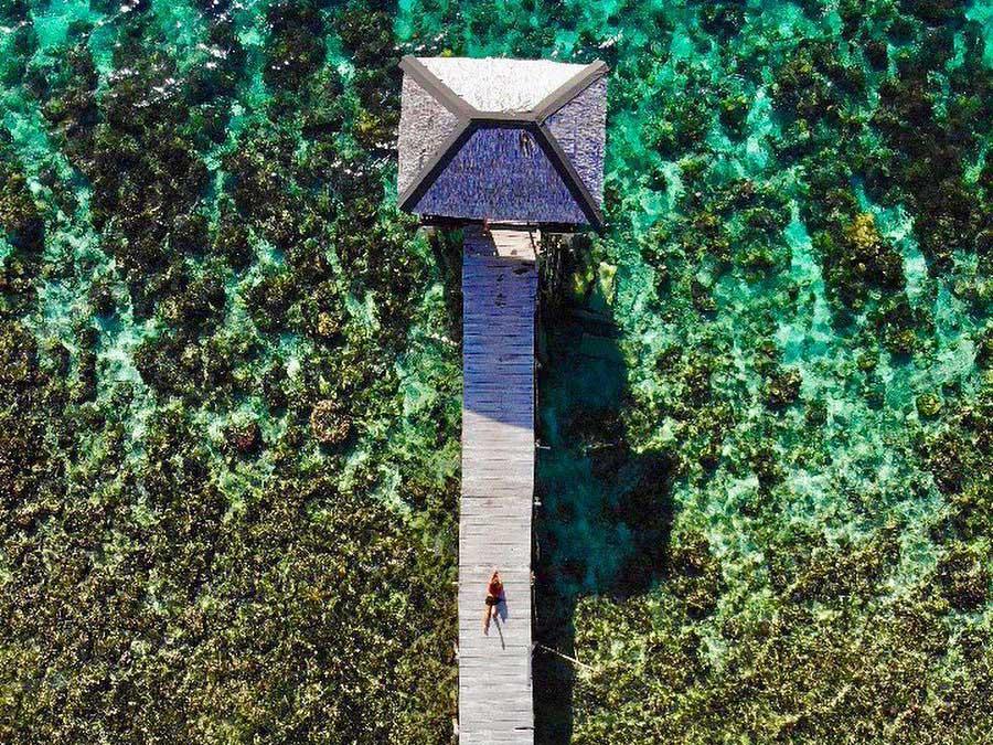 Bikin Betah, Keindahan Alam di Sulawesi Tengah Ini Tak Kalah dari Maldives!
