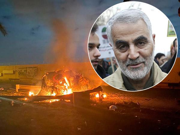 Kronologi Jenderal Top Qassim Soleimani Tewas Dibombardir Serangan Udara AS