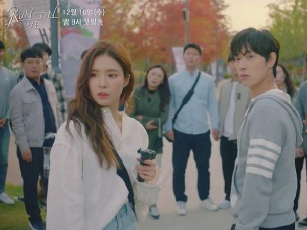 Review Drama 'Run On': Pistol Palsu yang Pertemukan Im Siwan dan Shin Se Kyung