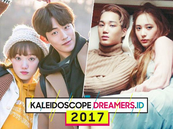 'Belum Jodoh', Sederet Pasangan Seleb Korea Ini Dinyatakan Putus di Tahun 2017!