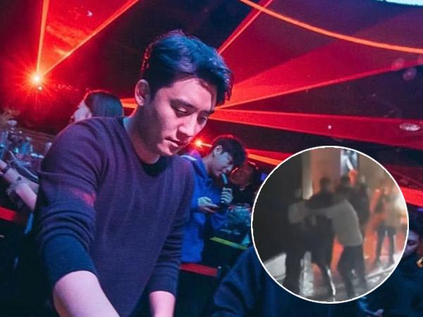 Beredar Video CCTV Kekerasan di Klub Milik Seungri BIGBANG, CEO Juga Ikut Jadi Pelaku?