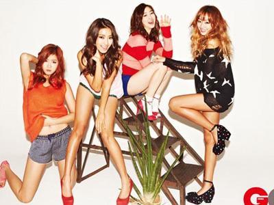 Kalahkan SNSD dan Big Bang, SISTAR Jadi Grup K-Pop Terfavorit di Kalangan Usia 20an