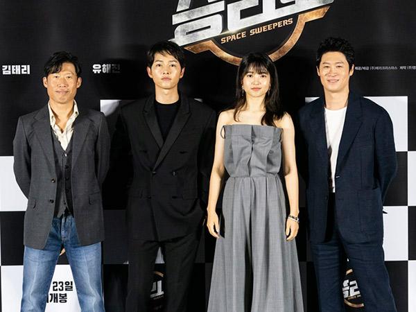 Song Joong Ki Hingga Kim Tae Ri Cerita Keunikan Film 'Space Sweepers'