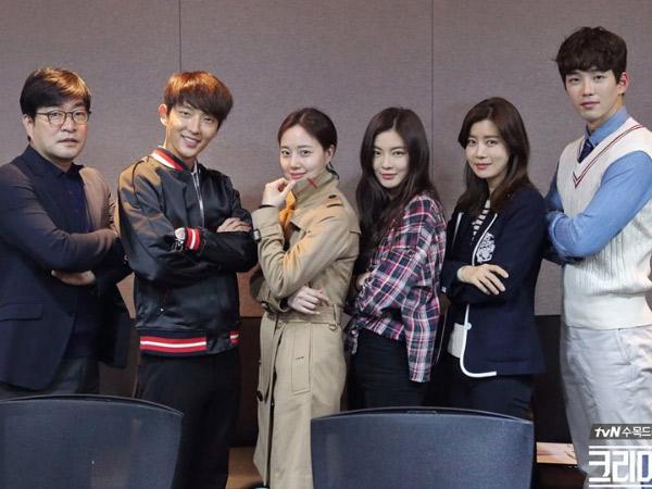 Baru Tayang, Sutradara Drama tvN 'Criminal Minds' Pilih Hengkang dari Produksi