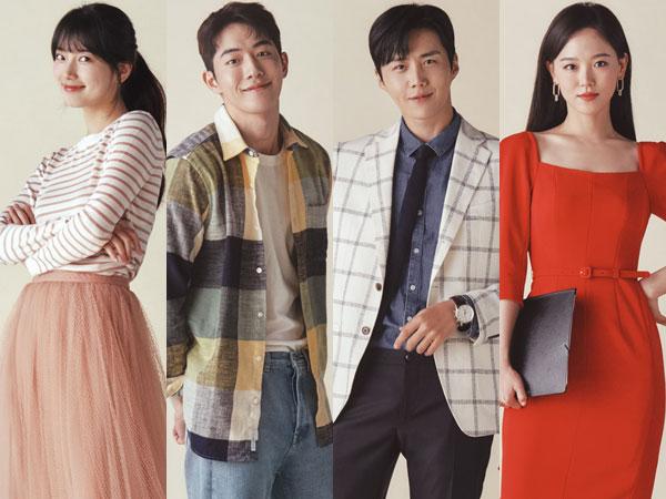 Kenal Lebih Dalam dengan Karakter Suzy, Nam Joo Hyuk, Kim Seon Ho, dan Kang Han Na di 'Start-Up'