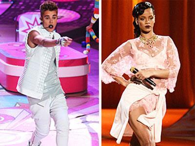 Show Victoria s Secret Tampilkan Bieber dan Rihanna a8c497dedc