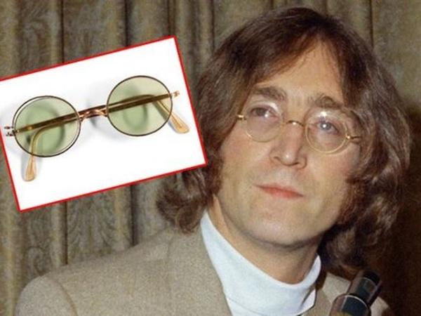 Sudah Rusak, Kacamata John Lennon Terjual Seharga 2,5 Miliar