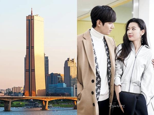 Gedung Berlapis Emas Tertinggi Di Dunia Ini Ternyata Lokasi Syuting Drama Lee Min Ho