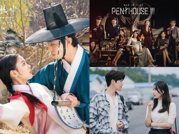 5 Drama Korea yang Paling Banyak Diperbincangkan Saat Ini