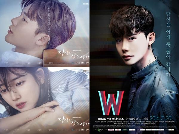 5 Drama Lee Jong Suk, Dari Jaksa Hingga Tokoh Webtoon