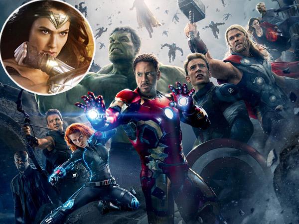 Bintang Marvel Ramai-Ramai Puji Habis Saingan Besarnya, 'Wonder Woman'!