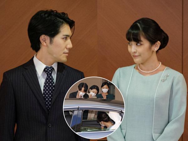 Putri Mako Resmi Lepas dari Kekaisaran Jepang Usai Menikahi Kekasih Orang Biasa