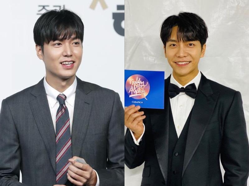 Punya Kemiripan, Lee Seung Gi dan Lee Min Ho Rencana Liburan Bareng