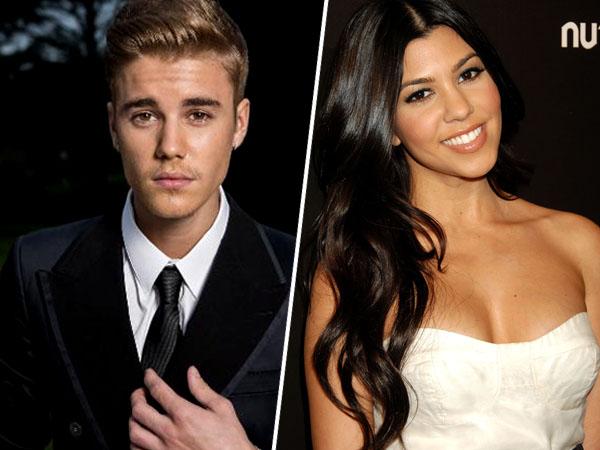 Ditanya Soal Rumor Asmara dengan Justin Bieber, Begini Respon Kourtney Kardashian
