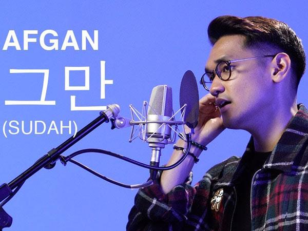 Afgan Rilis Lagu 'Sudah' Versi Korea
