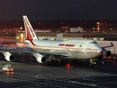 Pilot Terkunci, Pesawat India Mendarat Darurat