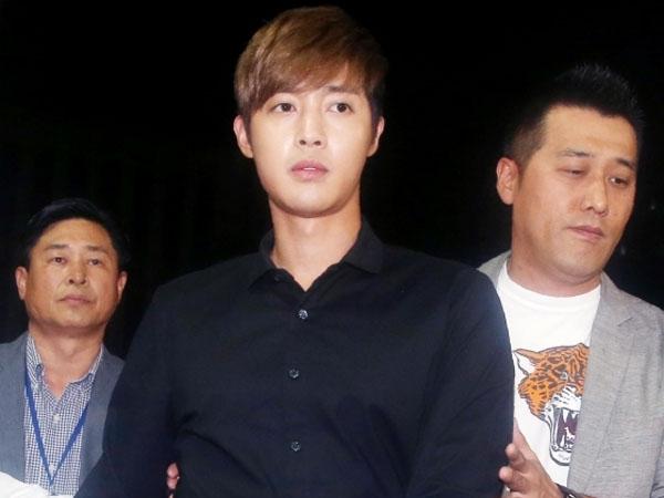 Pihak Pengacara Pastikan Kliennya Tengah Mengandung Anak Kim Hyun Joong