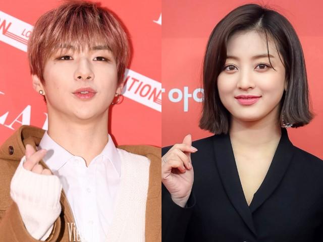 Setahun Lalu Kang Daniel dan Jihyo TWICE Umumkan Pacaran, Fans Soroti Hal Ini
