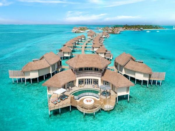 Penginapan di Maldives Tawarkan Paket Liburan Sepuasnya