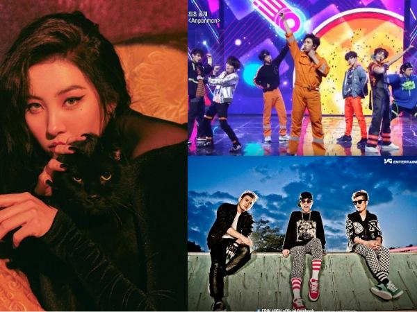 5 MV K-Pop yang Terinspirasi dari Komik